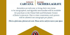2014 Sinquefield Cup signing day