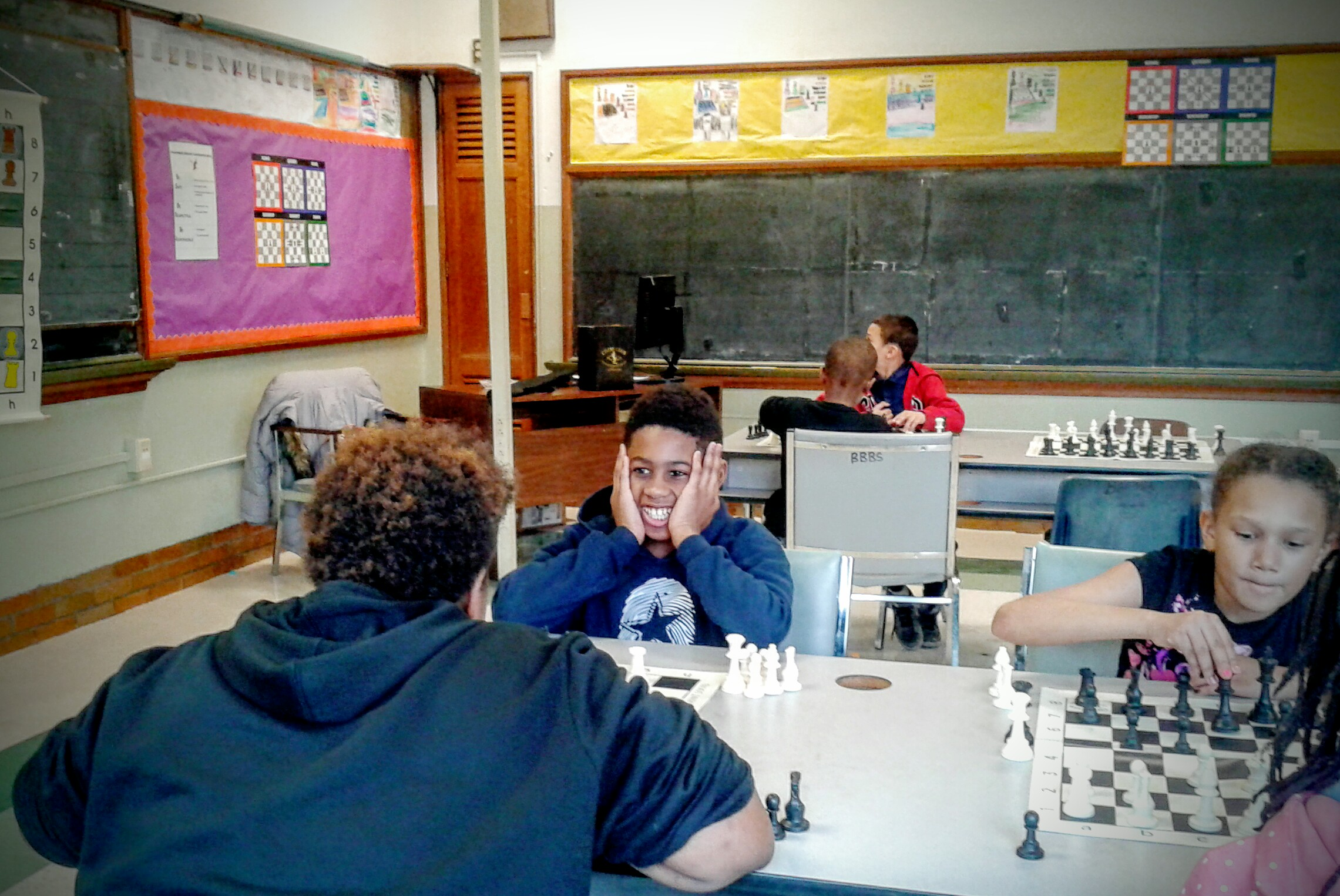 scholastic chess