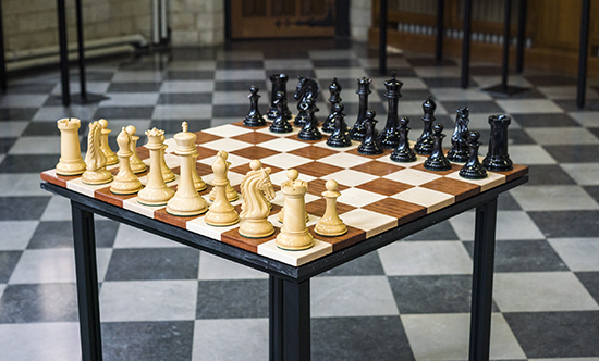 United States, Sinquefield Cup Imperial Chessmen, 2018