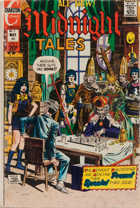 All New! Midnight Tales, No. 3