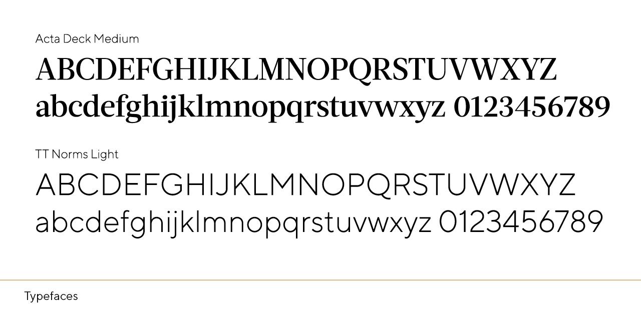 STLCC Typefaces
