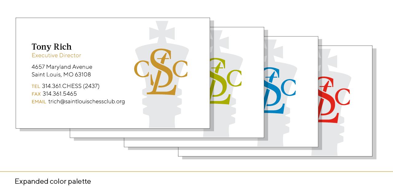 STLCC Color palette