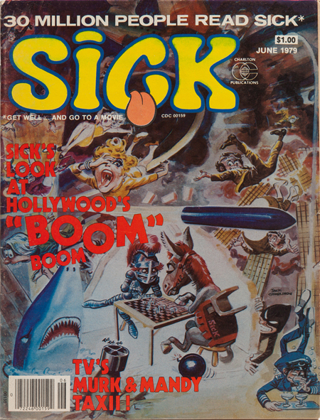 Sick, Vol. 19, No. 127