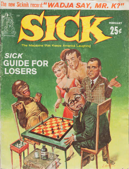 Sick, Vol. 2, No. 5
