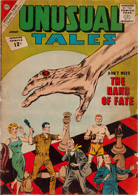 Unusual Tales Vol. 1 No. 37