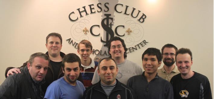 Saint Louis Arch Bishops Chess USCL 2014 Champions