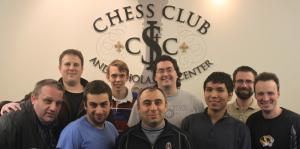 Saint Louis Arch Bishops Chess USCL 2014 Champions