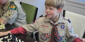 Boy Scouts of America Chess Merit Badge