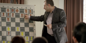 Grandmaster Varuzhan Akobian