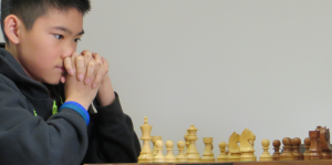 Jeffrey Xiong, 13, is playing in his third U.S. Junior Closed Championship in Saint Louis.