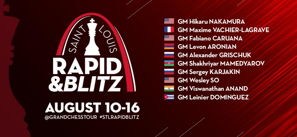 Saint Louis Rapid & Blitz